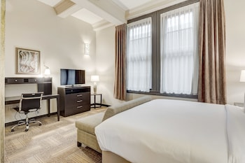 Studio Suite, 1 King Bed, Kitchen (1 Bed, Other)