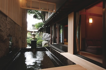 Japanese Traditional Superior Room with Open Air Bath, Garden View(No Single Use)