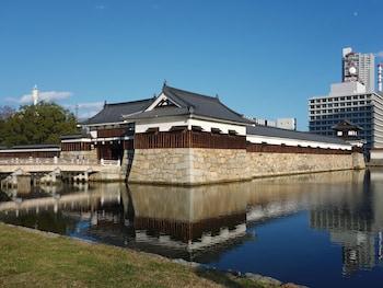 APA HOTEL HIROSHIMA-EKIMAE OHASHI View from Property