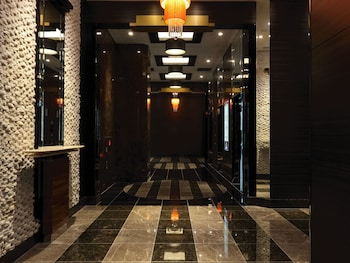 APA HOTEL HIROSHIMA-EKIMAE OHASHI Interior Entrance