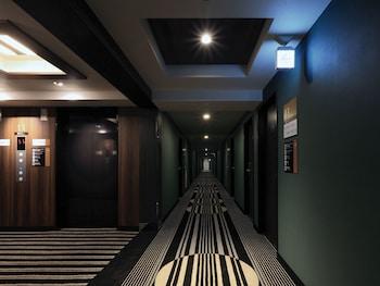 APA HOTEL HIROSHIMA-EKIMAE OHASHI Hallway
