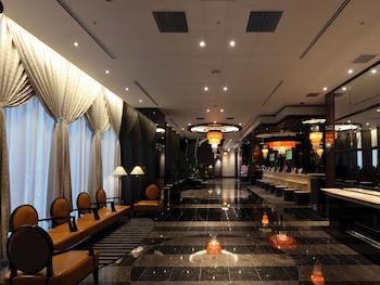 APA HOTEL HIROSHIMA-EKIMAE OHASHI Lobby Sitting Area