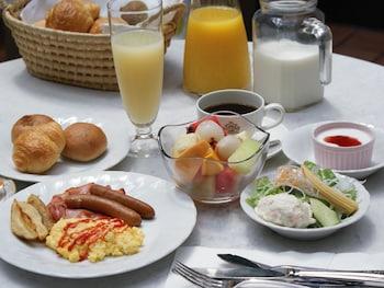 APA HOTEL HIROSHIMA-EKIMAE OHASHI Breakfast buffet
