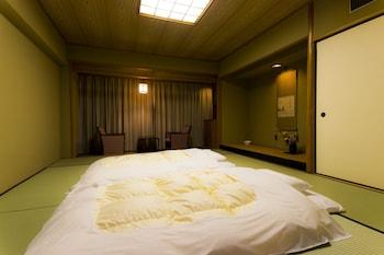 和室 2名様利用 禁煙 (朝食付き)|ホテル白菊