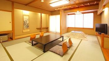 Japanese Traditional Room (15 Tatami-mats)