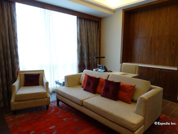 WINFORD MANILA RESORT AND CASINO Living Area