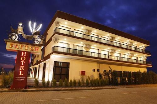 Fayton Hotel, Akhisar