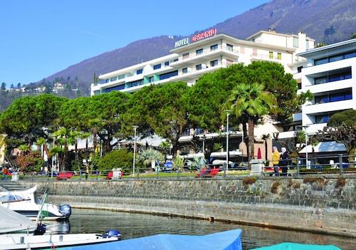 Hotel Geranio Au Lac, Locarno
