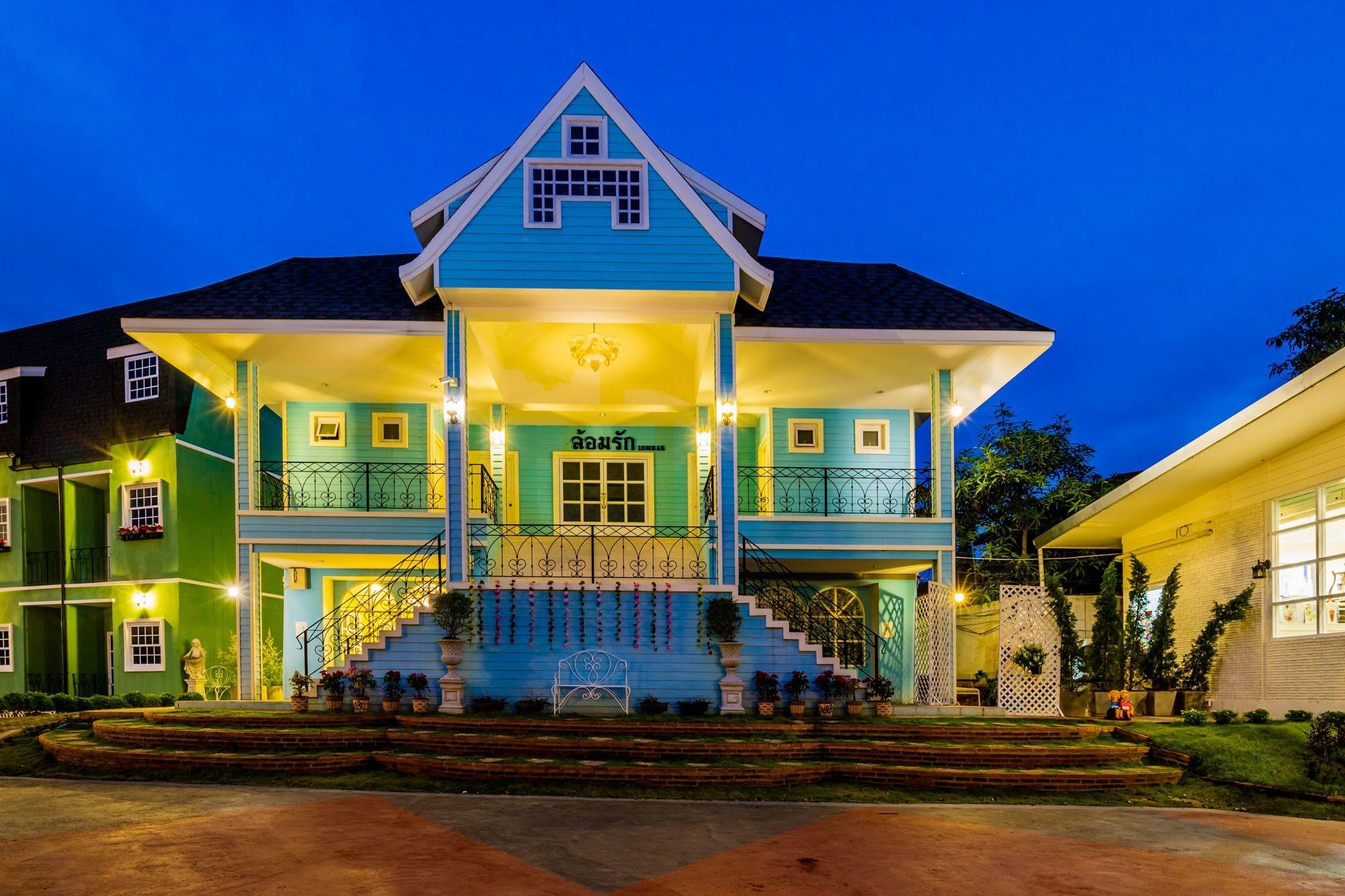 Na Banmae Resort, Muang Lampang