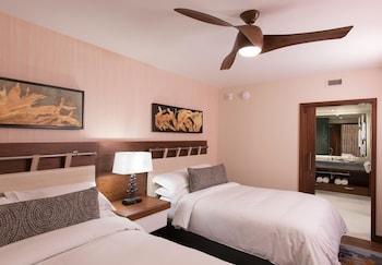 Suite, 1 Bedroom, Resort View (2 Double Beds)