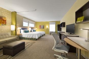 Studio Suite, 2 Queen Beds, Accessible