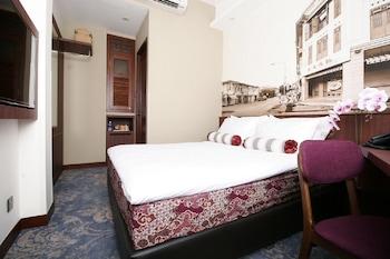アクイーン ヘリテージ ホテル ジョー チャット