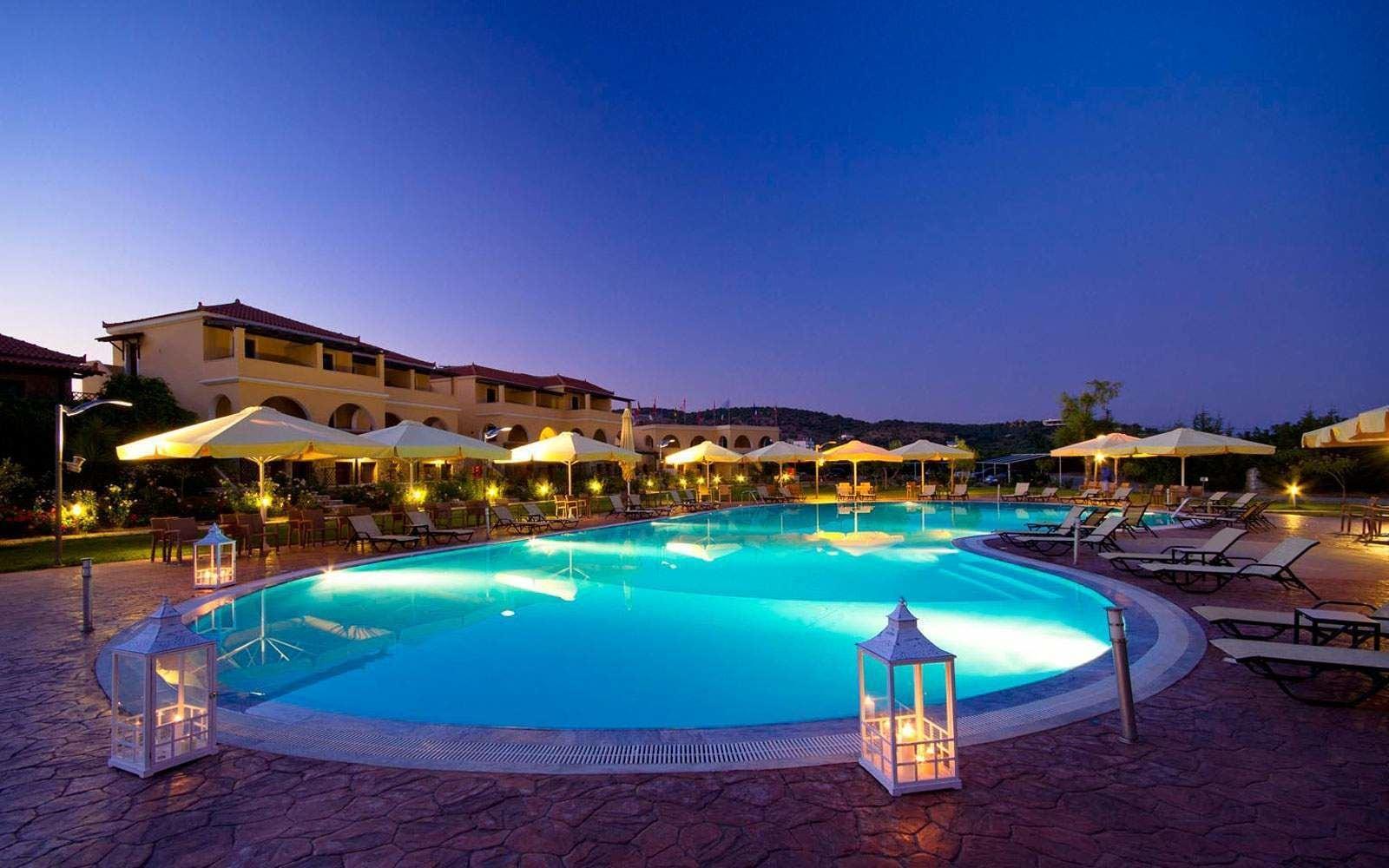 Aktaion Resort, Peloponnese