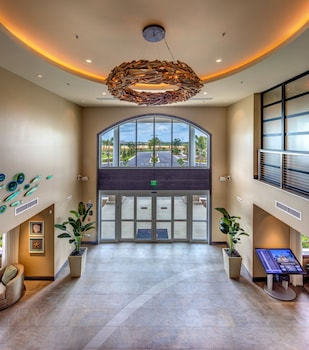 Interior Entrance at Encore Resort at Reunion in Kissimmee