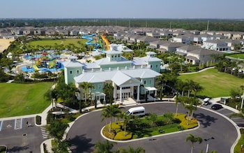 Aerial View at Encore Resort at Reunion in Kissimmee