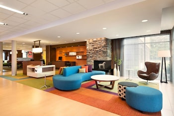 Fairfield Inn & Suites Lancaster East at The Outlets - Lobby  - #0