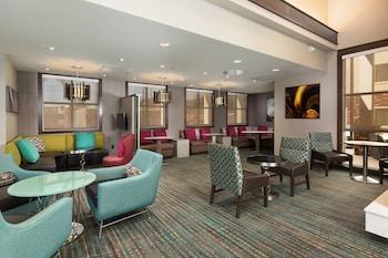 Lobby at Residence Inn Las Vegas Airport in Las Vegas