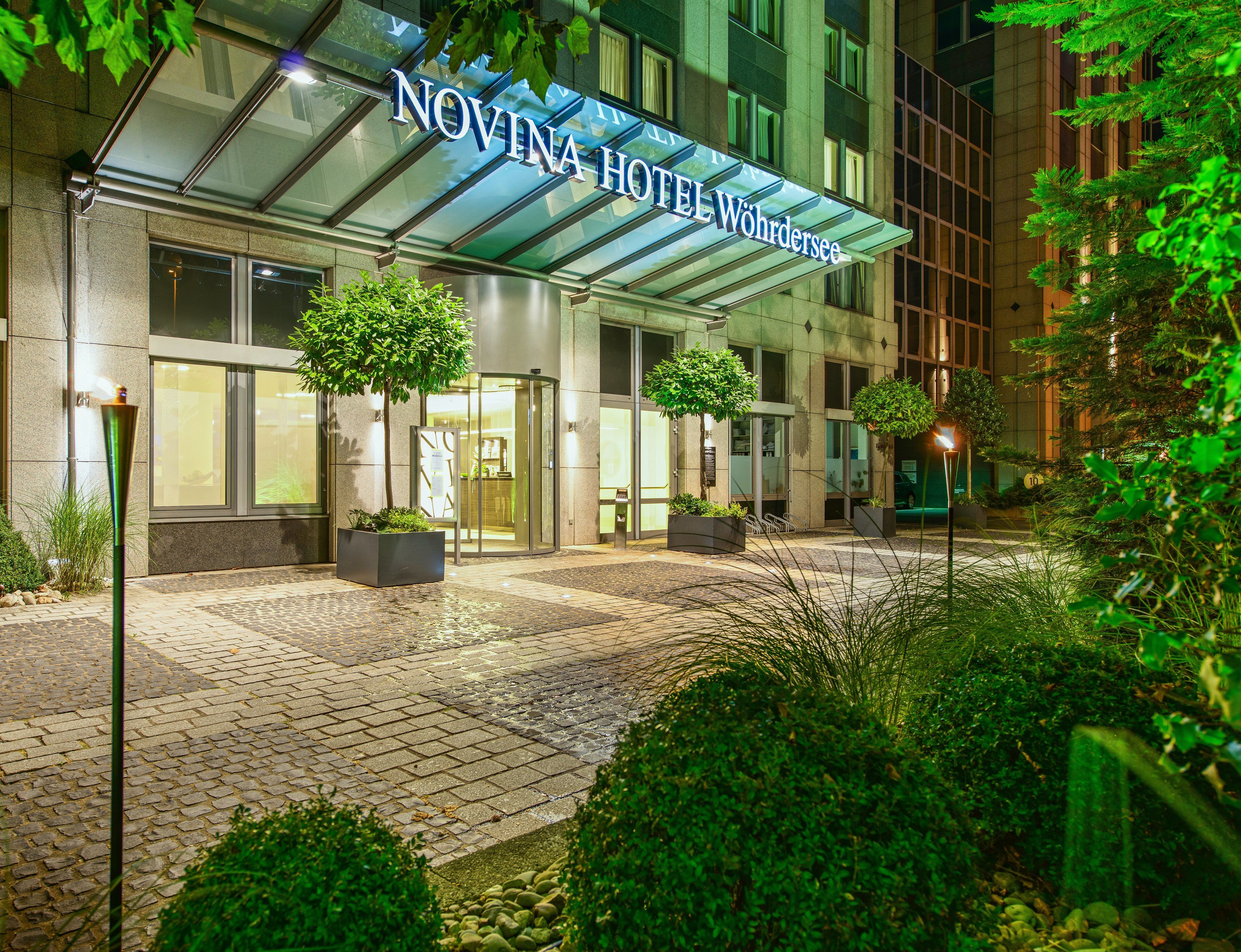 NOVINA HOTEL Wöhrdersee
