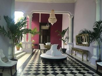 HOTEL BOUTIQUE MANSION LAVANDA - Interior Entrance  - #0