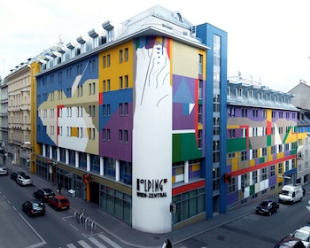 Hotel - Hotel Kolpinghaus Wien Zentral