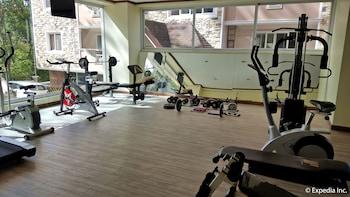 PRESTIGE VACATION APARTMENTS - BONBEL CONDOMINIUM Gym