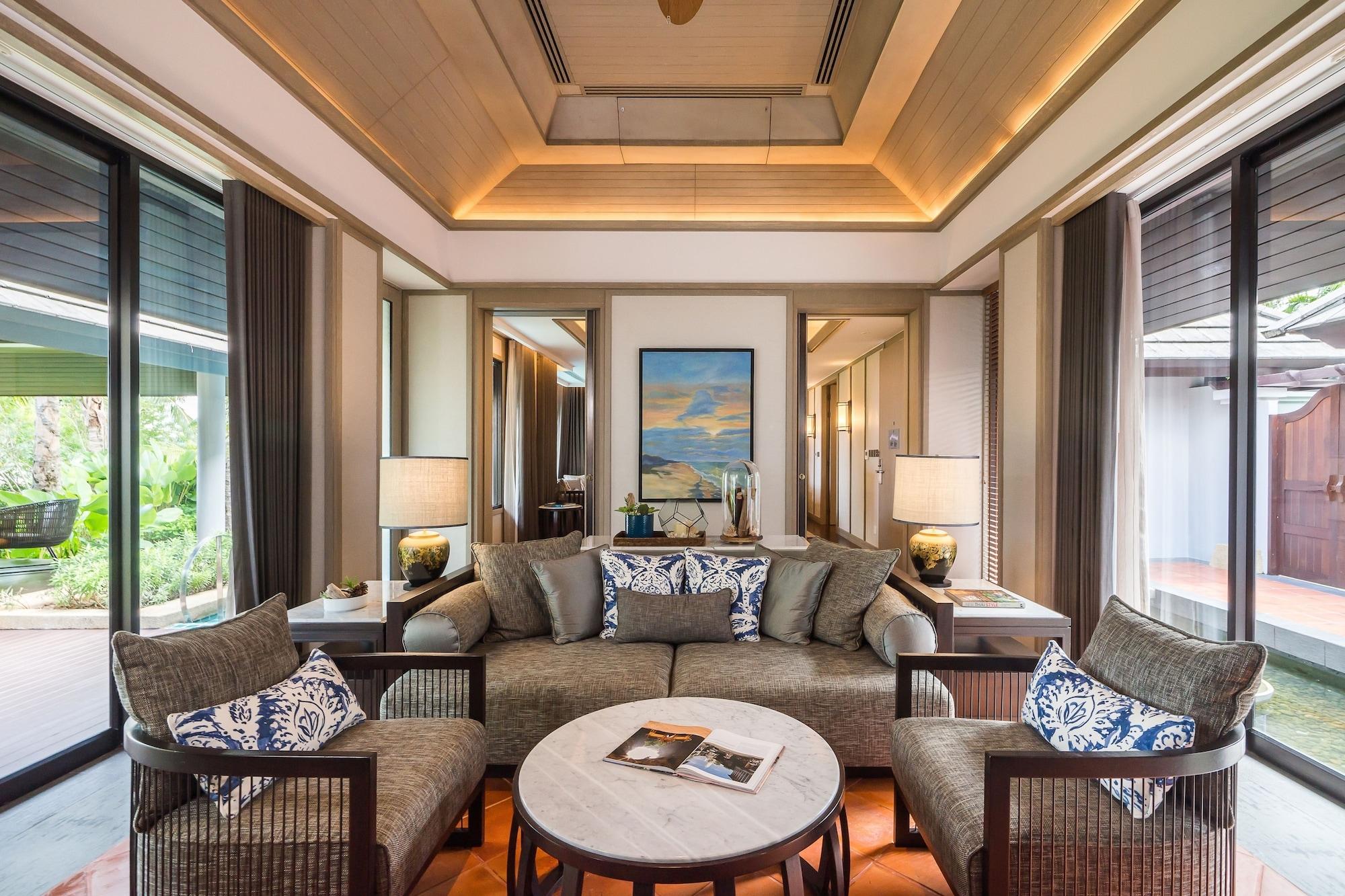 Villa, 2 Bedrooms, Ocean View, Beachfront (Pool)