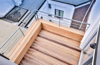 Grand Place Sablon Apartments - Terrace/Patio  - #0