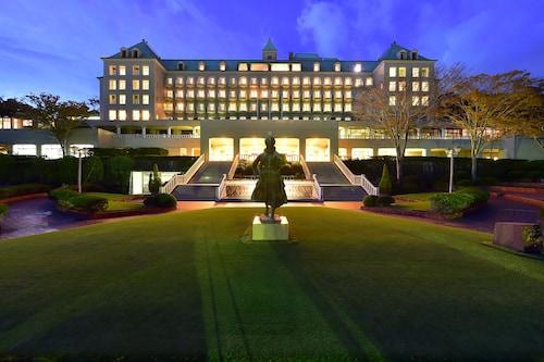 . Shizuoka Country Hamaoka couse&Hotel