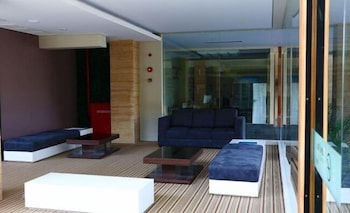 Citihub Hotel @Kediri - Lobby Sitting Area  - #0