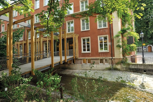 Bazylea - Youth Hostel Basel - z Wrocławia, 8 kwietnia 2021, 3 noce