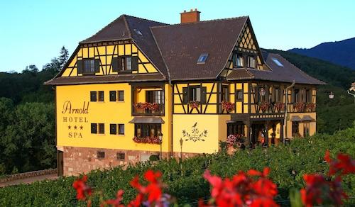 Hotel Arnold, Bas-Rhin