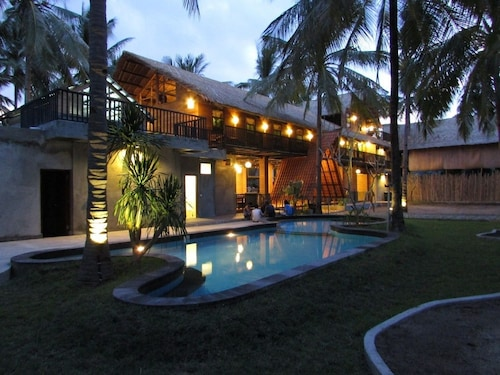 Gili Klapa Hostel, Kepulauan Gili