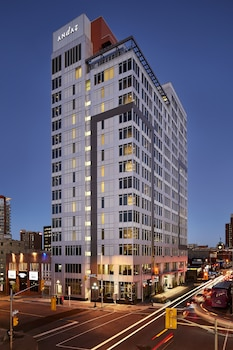 Andaz Ottawa Byward Market - a concept by Hyatt - Hotel Front - Evening/Night  - #0