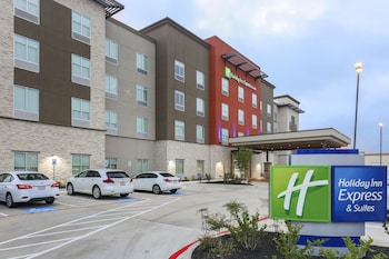 休士頓 - 霍比機場區智選假日套房飯店 Holiday Inn Express & Suites Houston - Hobby Airport Area