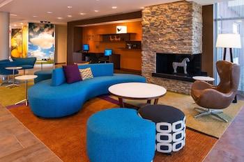 艾克隆斯托萬豪費爾菲爾德套房飯店 Fairfield Inn and Suites by Marriott Akron Stow