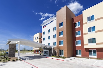 Hotel - Fairfield Inn & Suites by Marriott Dallas Waxahachie