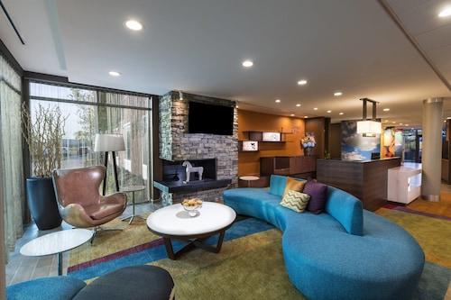 . Fairfield Inn & Suites by Marriott Dallas Waxahachie