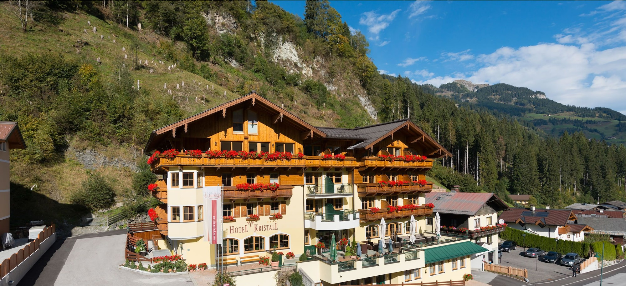 Hotel Kristall, Sankt Johann im Pongau