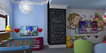 Pensjonat Sośnica - Childrens Play Area - Indoor  - #0