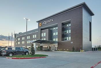 普拉諾萊格西弗裏斯科溫德姆拉昆塔套房飯店 La Quinta Inn & Suites by Wyndham Plano Legacy Frisco