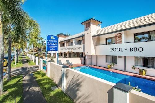 Cairns City Palms, Cairns  - City