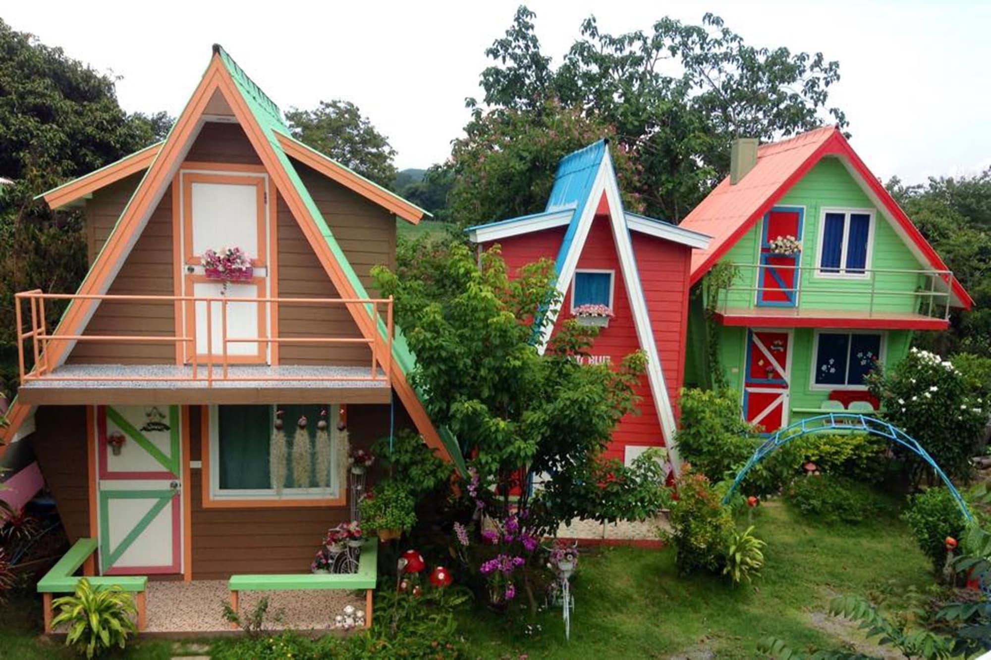 A Houses Homestay, Pak Chong