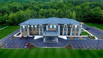 Best Western Plus The Hammondsport Hotel - Aerial View  - #0