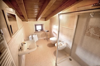 La Fonte degli Dei Wine Relais Adults Only - Bathroom  - #0