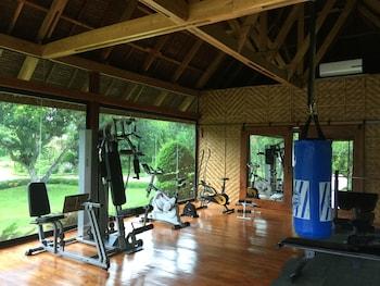 DONATELA HOTEL Gym