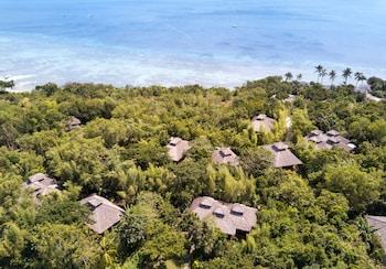 DONATELA HOTEL Aerial View