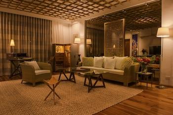 DONATELA HOTEL Living Room