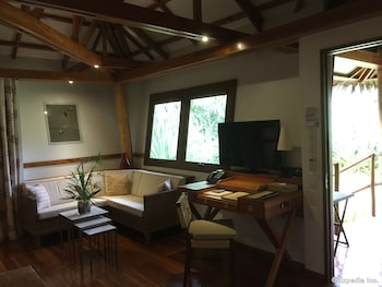 DONATELA HOTEL Living Area