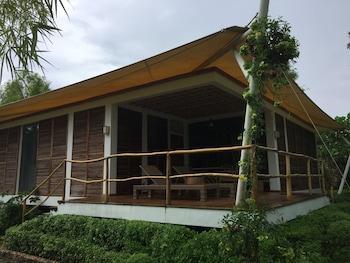 DONATELA HOTEL Terrace/Patio