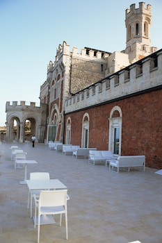 Castello Tafuri - Terrace/Patio  - #0